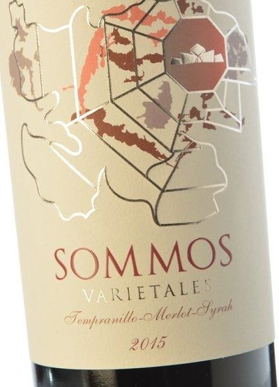 Sommos Varietales Tinto 2017 (2)
