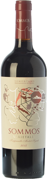 Sommos Varietales Tinto 2017